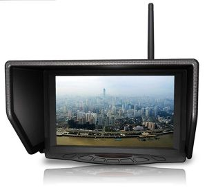 "7"" Fpv Monitor Built-in Single 5.8GHz Receivers for Aerial/Outdoor Photography pictures & photos"