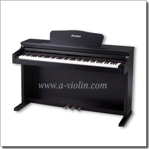 88key Digital Piano/Black Gloss Varnish Upright Piano (DP890) pictures & photos