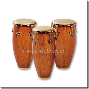 Wooden Conga Drum Set / Tumbadora (ACOG200ZF) pictures & photos