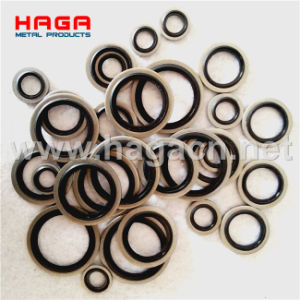 Stainless Steel Rubber Bonded Washer pictures & photos