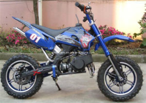 off Road 49cc Mini Pit Bike Pull Start Way Et-Db001 pictures & photos