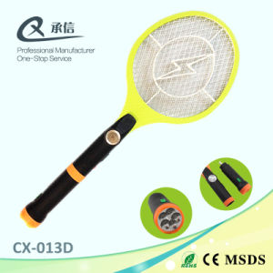 5*LED Torch Mosquito Swatter Killer pictures & photos