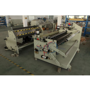 Jumbo Paper and Film Roll to Roll Rewind Slitting Machine pictures & photos