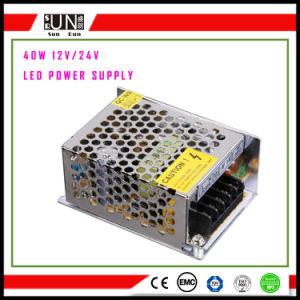 40W Constant Voltage 5V LED Power Supply, Aluminum Power Supply Switching Power Supply pictures & photos