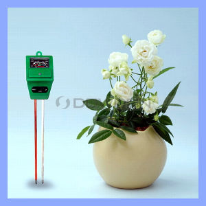 3 in 1 Soil Tester pH Value Moisture Light Meter for Garden pictures & photos