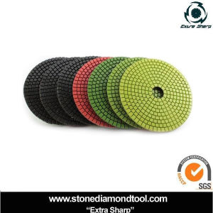 Diamonds Polishing Pads for Concrete pictures & photos