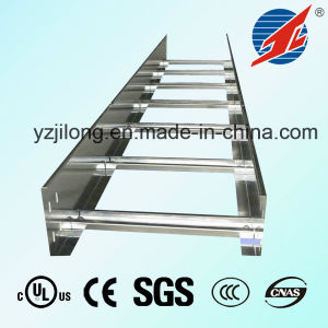 Galvanized Ladder Type Cable Tray with UL cUL CE SGS pictures & photos