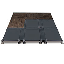 Oax 500mm Access Floor