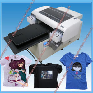 New and High Speed T Shirt Printer For Sale pictures & photos
