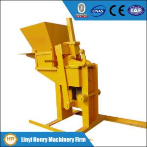 Hr1-30 Clay Interlocking Brick Making Machine Made in China pictures & photos