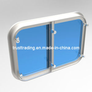 Marine Aluminium Sliding Window pictures & photos