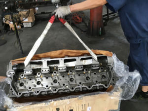 High Quality Engine Cylinder Head 2454354 for Caterpillar 3406e with Low Price pictures & photos