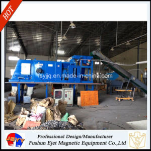 Eddy Current Non-Ferrous Metal Contamination Removal Machine for Crushed Glass Cullet pictures & photos