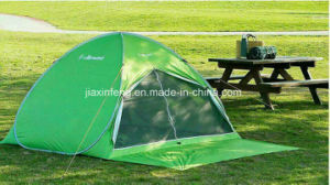 Portable Silver Coated Waterproof 2-3 Person Pop up Beach Tent pictures & photos