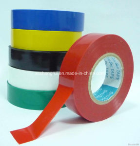 Hot Sale Electrical Insulation PVC Tape pictures & photos