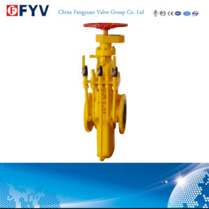 API 6D Flat Gate Valve for Ngs pictures & photos