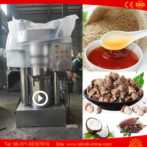 Animal Cashew Pumpkin Coconut Chicken Grease Fat Oil Press Machine pictures & photos