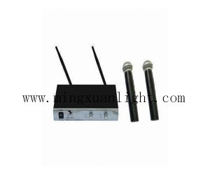 DC-Two Dual Handheld Speakers Wireless Microphone pictures & photos
