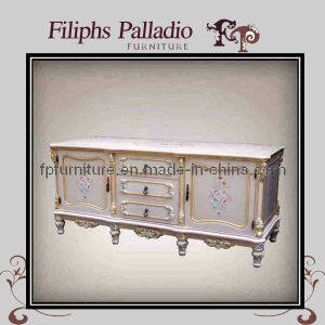 Luxury French Provincial Furniture - French Floor Cabinet
