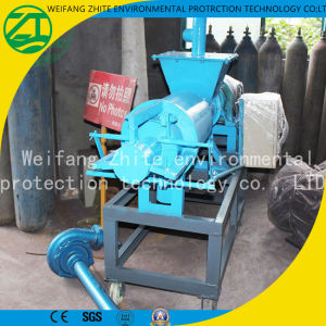 Solid Liquid Separator for Chicken, Pig, Cattle Dung Dewater Machine pictures & photos
