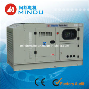 Competitive Supplier 100kw Silent Lovol Diesel Generator pictures & photos