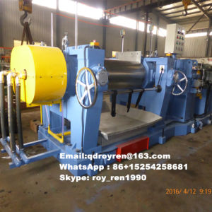 2016 Hot Xk-300 High Performance Open Type Two Roll Rubber Mixing Mill 12 Inch pictures & photos