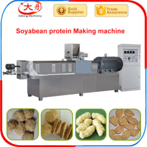 Tsp, Tvp Soya Meat, Soya Nugget, Soya Chunk Making Machine pictures & photos