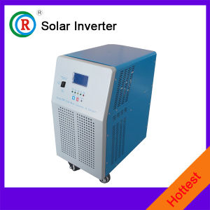 5kw AC Solar Inverter with MPPT Charge Controller