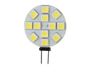 12V 30V DC G4 LED Bulb Light 12 SMD 5050 4000k pictures & photos