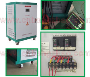 120V/240VAC Split Phase 60Hz to 380VAC 3 Phase 50Hz Static State Frequency Converter pictures & photos