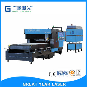 1000W CO2 Metal and Non-Metal Lasr Cutting Machine pictures & photos