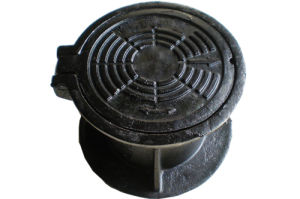 152mm Round to 432mm X 762mm Ductile Cast Iron Water Meter Box pictures & photos