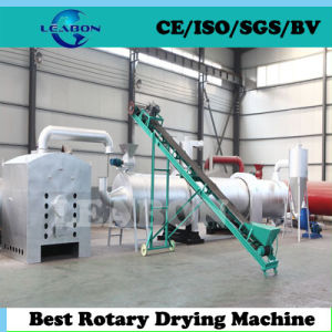 Air Flow Wood Sawdust Chips Drying Machine Drier Rotary Dryer pictures & photos