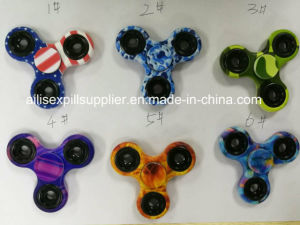 Camouflage Hot ABS Plastic or PVC Toy Fidget Hand Spinner/ Fidget Spinner pictures & photos