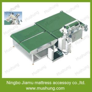 Auto-Flipping Mattress Tape Edge Machine (WB-5)