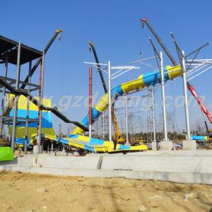 Water Park Equipment Boomerango Slide (DLWS251) pictures & photos