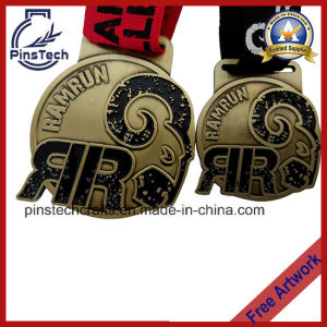 Customized Enamel Medal, Promotional Medal Awards pictures & photos