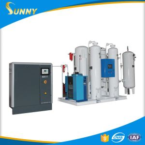 Movable Oxygen Generator with High Purity for Filling Cylinders pictures & photos