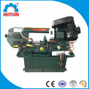 Metal Cutting Band Sawing Machine (Metal Band Saw GS-712) pictures & photos