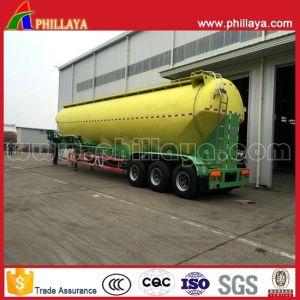 Aluminum Alloy Powder Tank Semi Trailer Bulker Cement Tanker pictures & photos