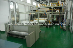 3.2m SMS Production Line for Polypropylene Spunbond Fabric Machine pictures & photos