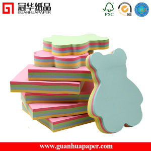Bear Shaped Sticky Note Pad Good Quality Sticky Notes pictures & photos