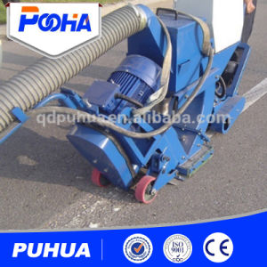 CE Appoved Abrasive Road Shot Blasting Cleaning Equipment pictures & photos