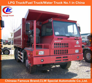 Heavy Duty Sinotruk HOWO 6X4 off-Road Mining Tipper/Dump Truck pictures & photos