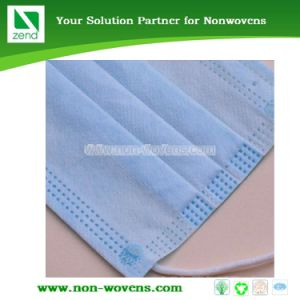 Non Wovens Fabric Applicated on Mask pictures & photos