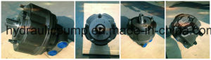 Sai Radial Piston Hydraulic Motors GM Series pictures & photos