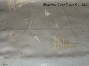 Jacquard Fabric for Curtain pictures & photos