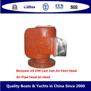 JIS DIN Cast Iron Air Vent /Air Pipe Head pictures & photos