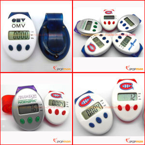 Pedometer Wholesale/Silicone Pedometer/Wrist Watch Pedometer/Fitbit Flex Belt Clip Pedometer pictures & photos
