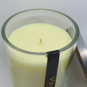 Wholesale Soybean Wax Candles in Clear Glass Jar for Decorative pictures & photos